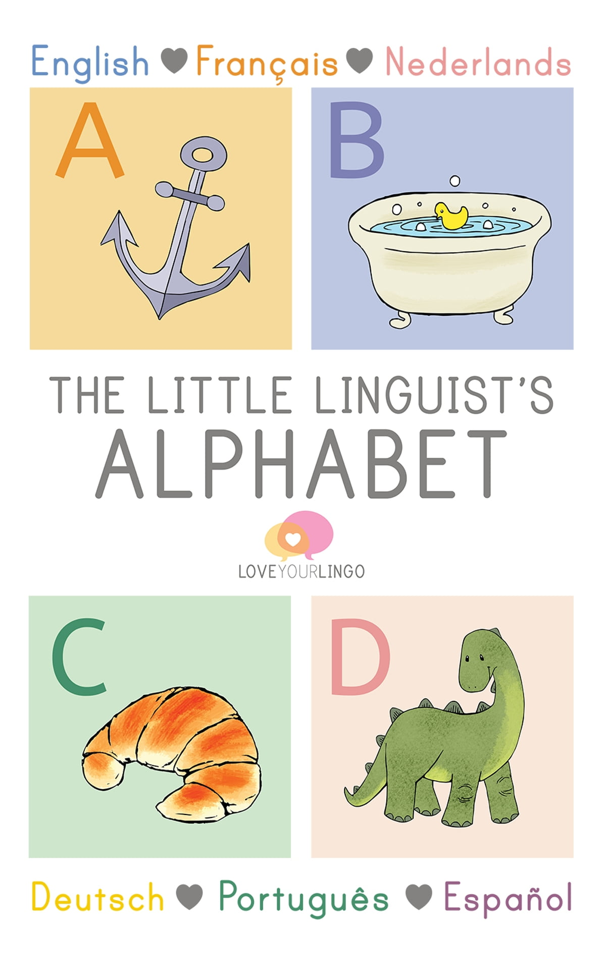 the little linguist s alphabet ebook by Úna mccarthy fakhry