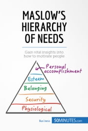 Maslow's Hierarchy of Needs - Gain vital insights into how to motivate people ebook by 50MINUTES.COM