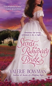 Secrets of a Runaway Bride ebook by Valerie Bowman