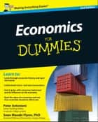 Economics For Dummies ebook by Peter Antonioni, Sean Masaki Flynn