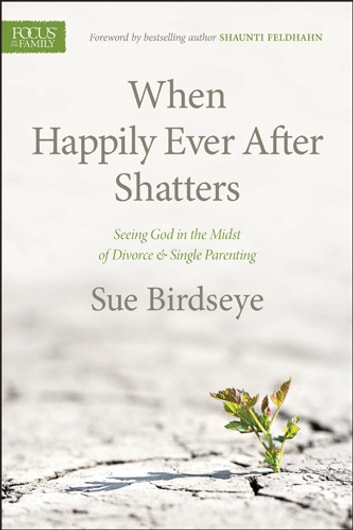 When Happily Ever After Shatters - Seeing God in the Midst of Divorce & Single Parenting eBook by Sue Birdseye