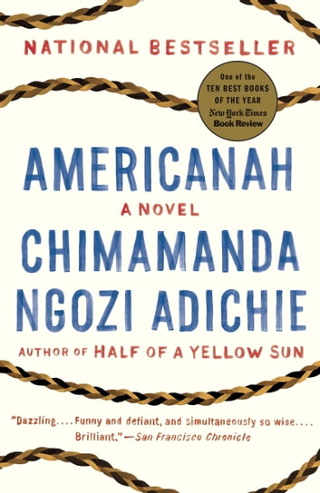 Americanah Ebook By Chimamanda Ngozi Adichie 9780307962126