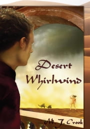 Desert Whirlwind ebook by M. J. Crook