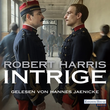 Intrige audiobook by Robert Harris