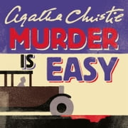 Murder is Easy audiobook by Agatha Christie