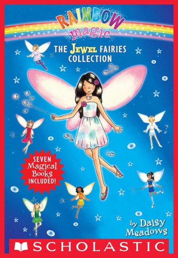 The Jewel Fairies Collection - A Rainbow Magic Book ebook by Daisy Meadows