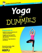 Yoga For Dummies ebook by Georg Feuerstein,Larry Paine