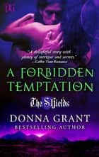 A Forbidden Temptation ebook by Donna Grant