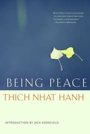Being Peace ebook by Hanh,Thich Nhat