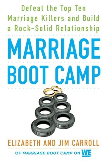 Marriage Boot Camp - Defeat the Top 10 Marriage Killers and Build a Rock-Solid Relationship ebook by Elizabeth Carroll,Jim Carroll