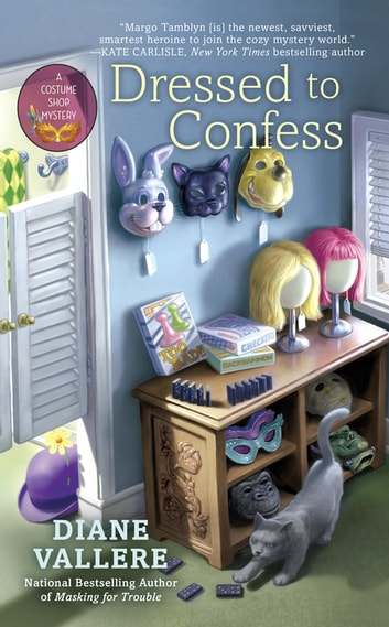 Dressed to Confess ebook by Diane Vallere