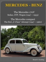 Mercedes-Benz 170V with chassis number/data card explanation - From the 170V sedan to the OTP Open Tourer ebook by Bernd S. Koehling