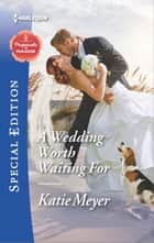 A Wedding Worth Waiting For ebook by Katie Meyer