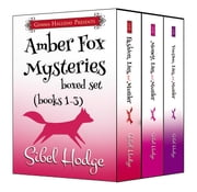 Amber Fox Mysteries Boxed Set - books 1-3 ebook by Sibel Hodge
