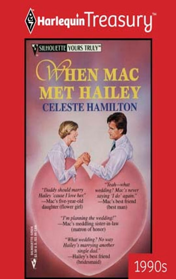 When Mac Met Hailey ebook by Celeste Hamilton