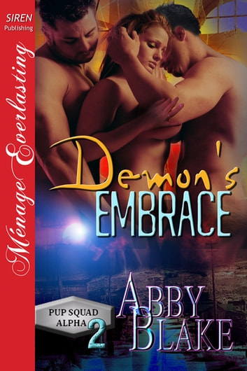 Demon's Embrace ebook by Abby Blake