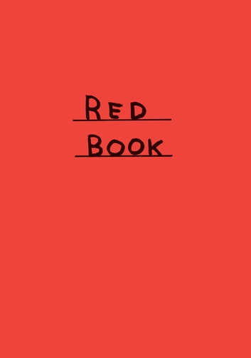 Red Book ebook by David Shrigley