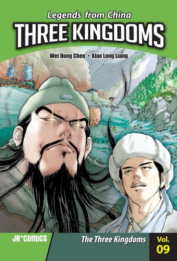 Three Kingdoms Volume 09 - The Three Kingdoms ebook by Wei Dong Chen