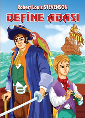 Define Adası ebook by Robert Louis Stevenson