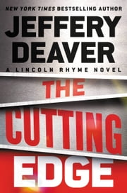 The Cutting Edge ebook by Jeffery Deaver