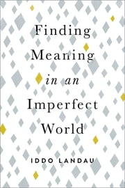 Finding Meaning in an Imperfect World ebook by Iddo Landau