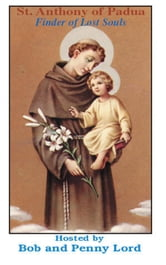 Saint Anthony of Padua ebook by Bob and Penny Lord