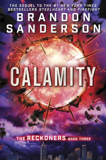 Calamity ebook by Brandon Sanderson