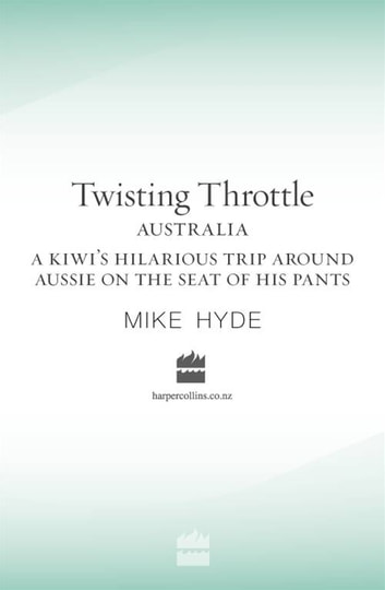 Twisting Throttle Australia ebook by Mike Hyde