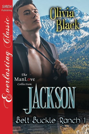 Jackson ebook by Olivia Black