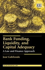 Bank Funding, Liquidity, and Capital Adequacy - A Law and Finance Approach ebook by José Gabilondo