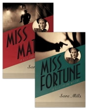 An Allie Fortune Mystery Set ebook by Sara A. Mills