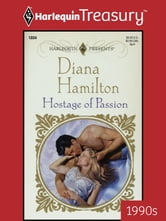Hostage of Passion ebook by Diana Hamilton