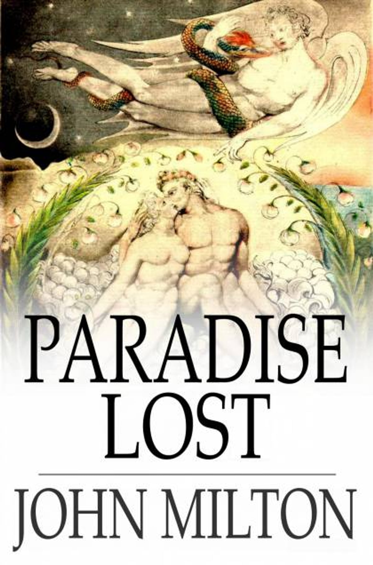 an analysis of the characters in the epic poem paradise lost by john milton Analysis of john milton's - paradise lost paradise lost is a monumental epic poem in twelve books of blank verse in paradise lost, john milton gives great eminence to the character of satan the author divides the characters in his epic poem into two sides: one side under god.