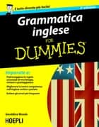 Grammatica inglese For Dummies eBook von Geraldine Woods
