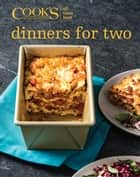 All-Time Best Dinners for Two ebook by