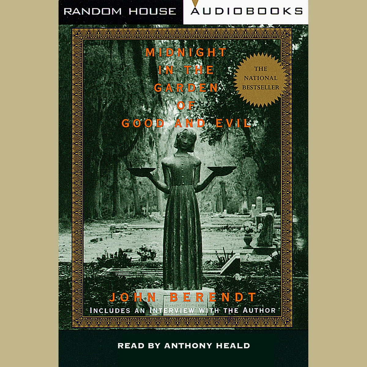 Midnight in the Garden of Good and Evil Audiobook by John Berendt ...