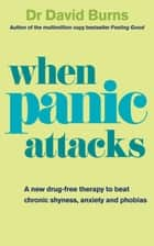 When Panic Attacks - A new drug-free therapy to beat chronic shyness, anxiety and phobias eBook by Dr David Burns