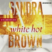 White hot livre audio by Sandra Brown