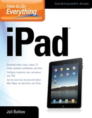 How to Do Everything iPad ebook by Joli Ballew