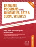 Graduate Programs in the Humanities, Arts & Social Sciences 2011 (Grad 2) ebook by Peterson's