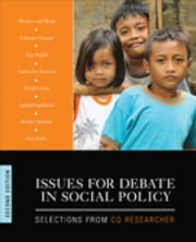 Issues for Debate in Social Policy - Selections From CQ Researcher ebook by CQ Researcher