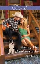 Having The Cowboy's Baby 電子書 by Judy Duarte
