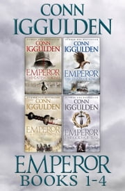 The Emperor Series Books 1-4 ebook by Conn Iggulden