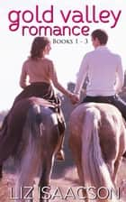 Gold Valley Romance Boxed Set, Books 1 - 3 ebook by Liz Isaacson