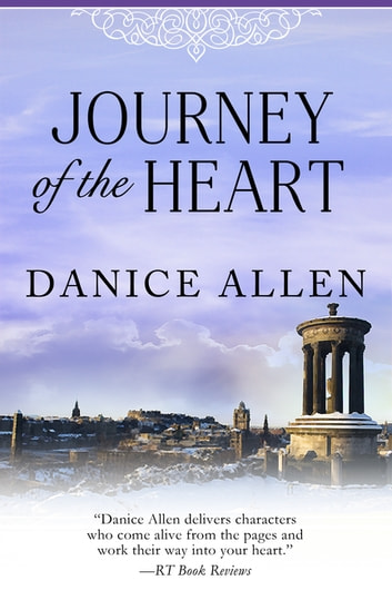 Journey of the Heart - Wickham Brothers - Book Two ebook by Danice Allen