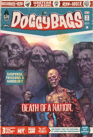 DoggyBags - Tome 9 - Death of a nation ebook by Run,Hasteda,Aurélien Ducoudray