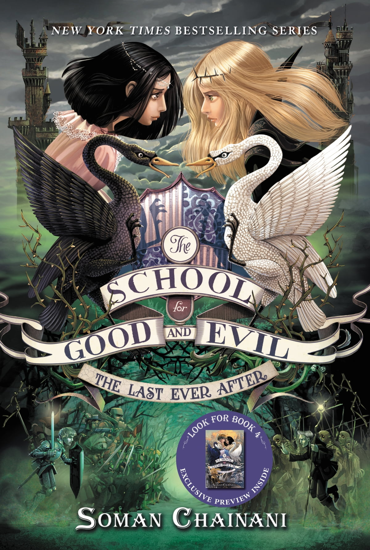 The land of stories the wishing spell ebook by chris colfer the school for good and evil 3 the last ever after ebook by soman fandeluxe Epub