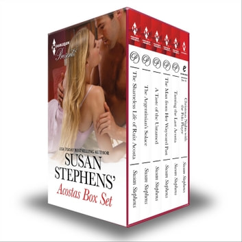 Susan Stephens' Acostas Box Set - The Shameless Life of Ruiz Acosta\The Argentinian's Solace\A Taste of the Untamed\The Man From her Wayward Past\Taming the Last Acosta\Christmas Nights with the Polo Player ebook by Susan Stephens