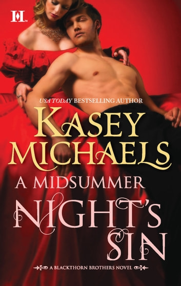 A Midsummer Night's Sin ebook by Kasey Michaels