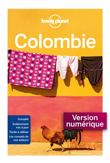 Colombie 2ed ebook by LONELY PLANET FR